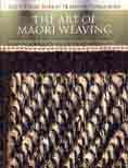 image of The Art of Māori Weaving book cover