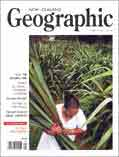 image of New Zealand Geographic, Number 42, April–June 1999 cover