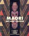 image of Maori Art and Culture book cover