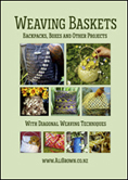 image of Weaving baskets book cover