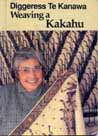 image of Weaving a kakahu book cover